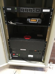 New repeater installed November 2016